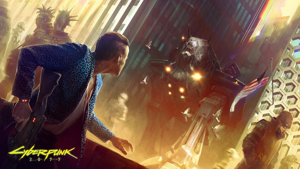 CD Projekt RED: у грі Cyberpunk 2077 лутбоксів не буде!