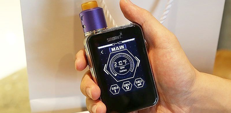 Charon TS218 from Smoant - novelty in premium segment