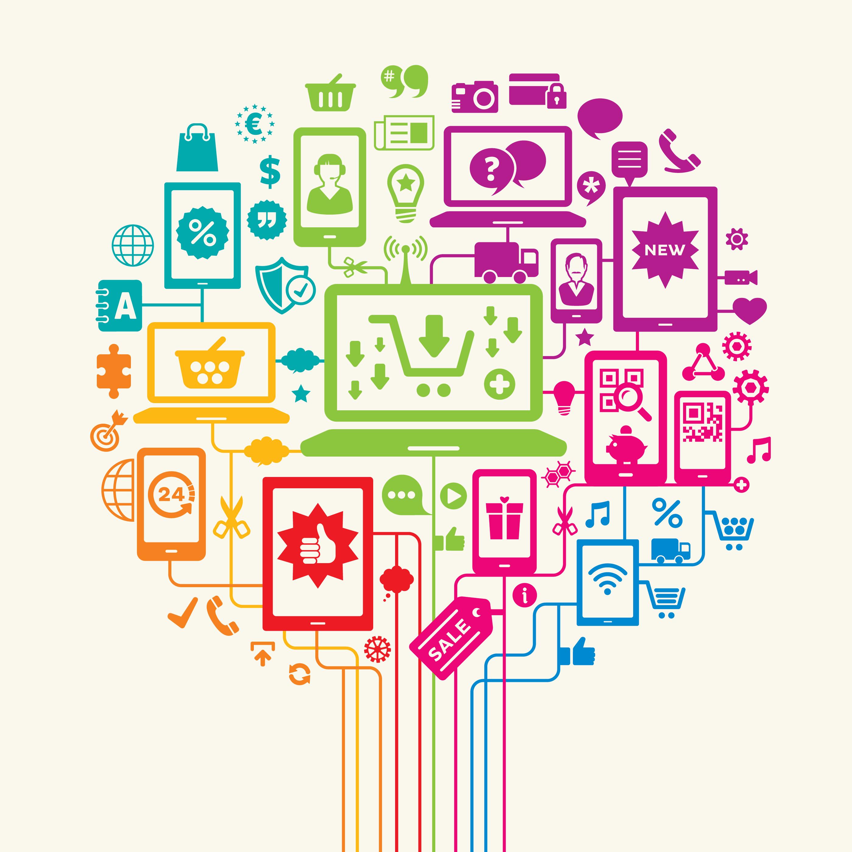 Через 5 лет 40% онлайн-рынка займут маркетплейсы