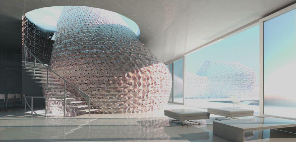 Через 5 лет многие конструкции из бетона будут возводить с помощью 3D-печати