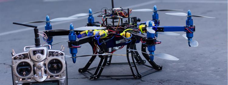 Через четыре года дроны станут неотъемлемой частью жизни людей