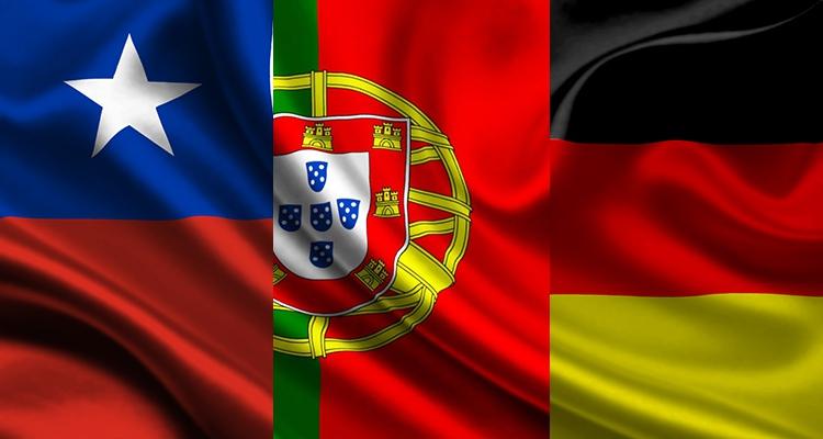 Чили, Португалия или Германия? Букмекеры сделали разные прогнозы