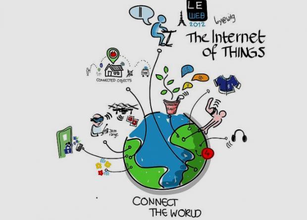 Chrome поможет подключиться к умным маякам Интернета вещей