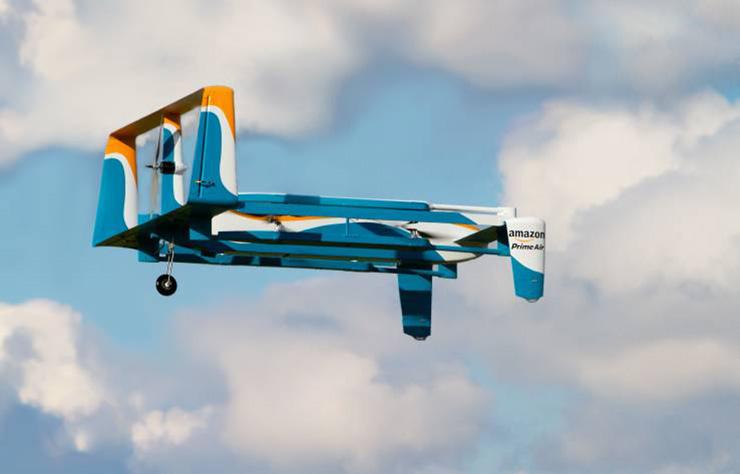 Что мешает дронам стать полноценными курьерами?