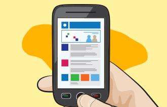 Что представляет собой новый алгоритм mobile-friendly?