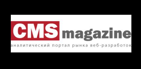 CMS Magazine – информационный партнер RACE 2015