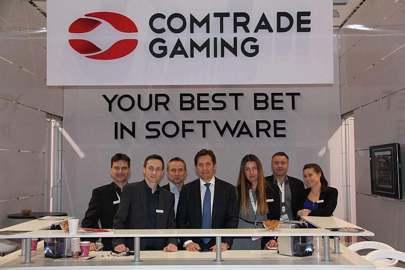 Comtrade Gaming и Ganlot выпустят совместный продукт
