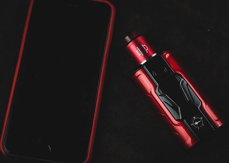 Creator IM250 от VapeCige – футуристичный дизайн за доступную цену
