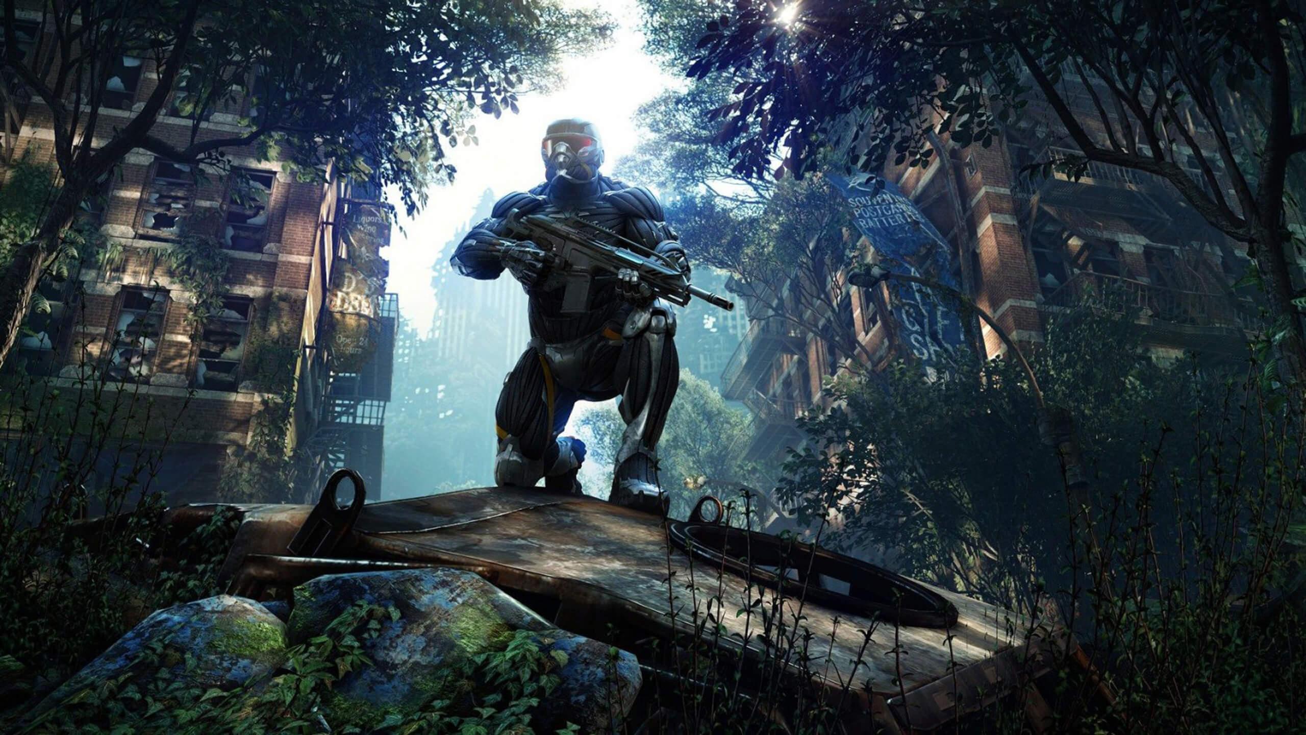 Crytek в 3,5 раза сократила число своих офисов