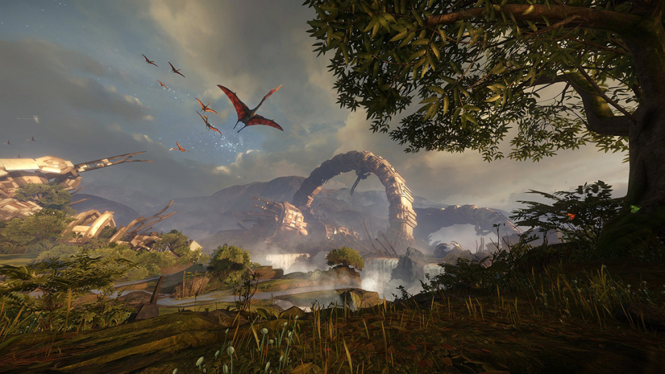 Crytek запускает движок виртуальной киноиндустрии
