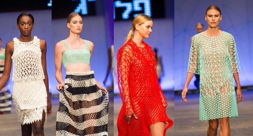 Danit Peleg Creates First 3D Printed Fashion Collection Printed Entirely at Home