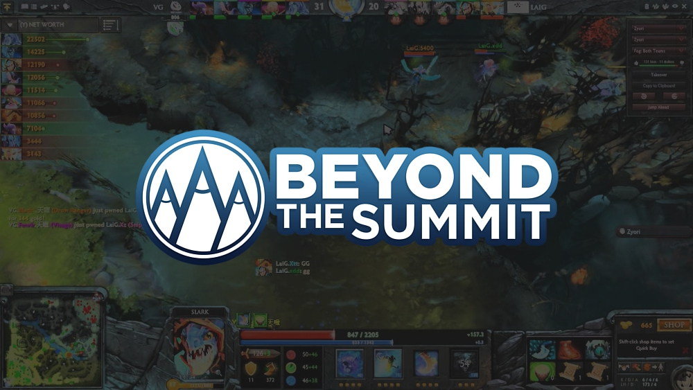Date of first The Summit tournament in 2017 announced