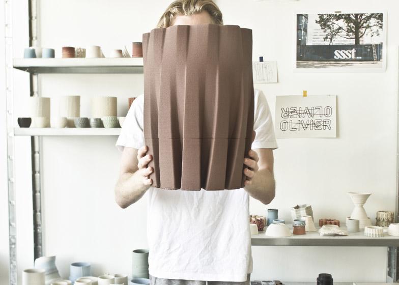 Датские дизайнеры показали, как можно запечатлеть динамику движений с помощью 3D-печатных изделий