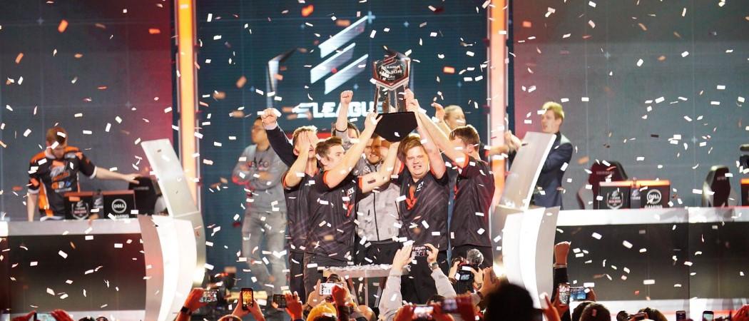Данський eSports-клуб Astralis виграв півмільйона доларів на турнірі по CS: GO