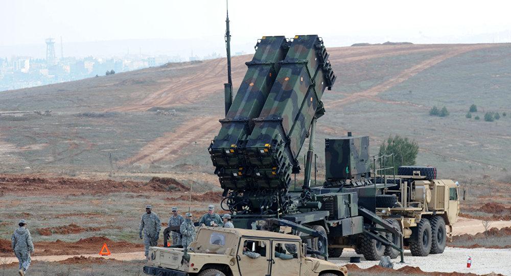Дешевый коптер был сбит ракетой Patriot за 3 млн долларов