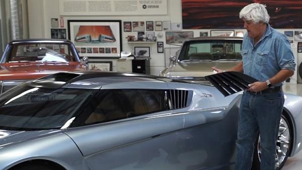 Джей Лено восстанавливает EcoJet и другие редкие машины с помощью технологии 3D-печати