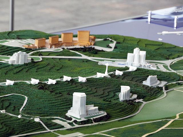 «Джи1 Интертейнмент» проектирует второй казино-отель в Приморье