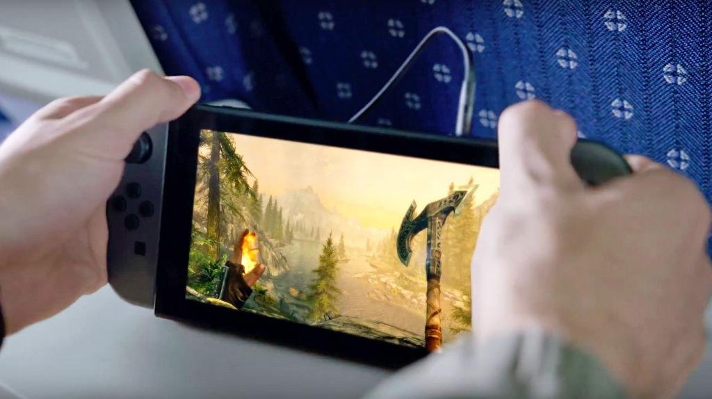 Digital Foundry сравнили Skyrim для Nintendo со «старшими» версиями