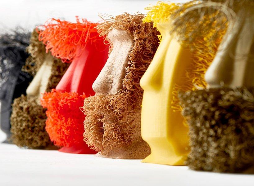 Дизайнер из Израиля создаёт креативные 3D-печатные шедевры