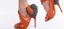 Дизайнер разработала коллекцию 3D-печатных каблуков, олицетворяющих 7 смертных грехов