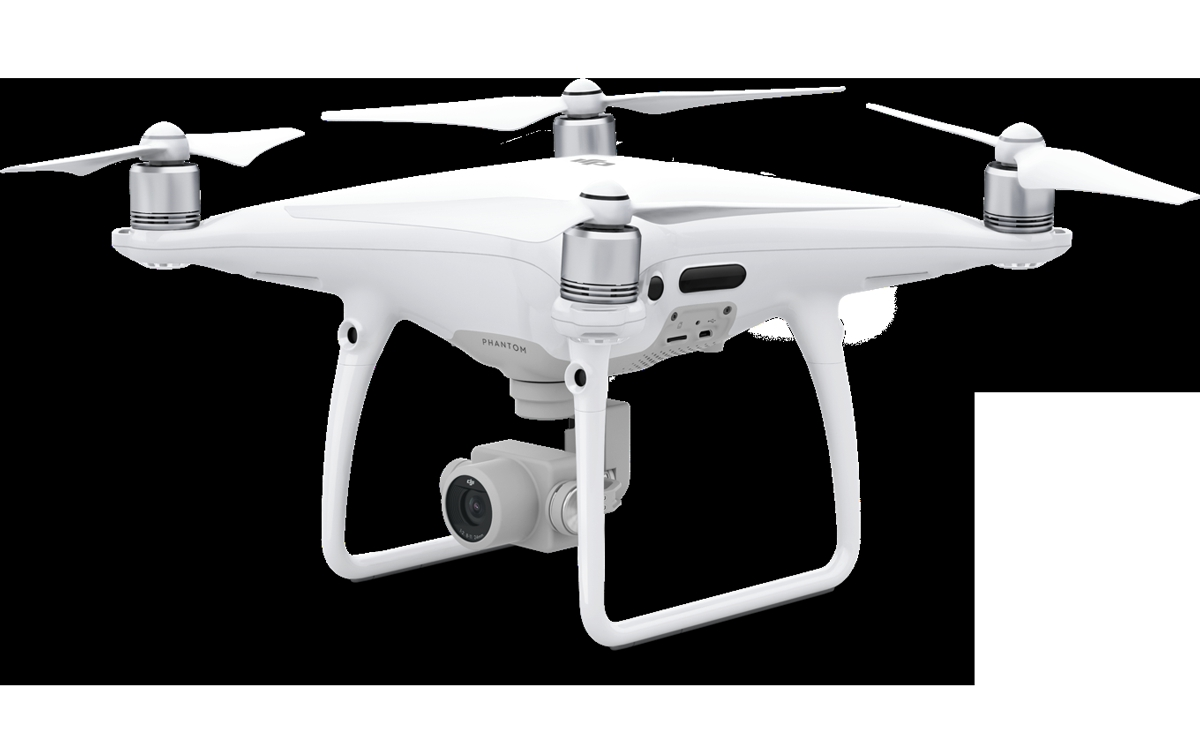 DJI представила дрон Phantom 4 Pro plus