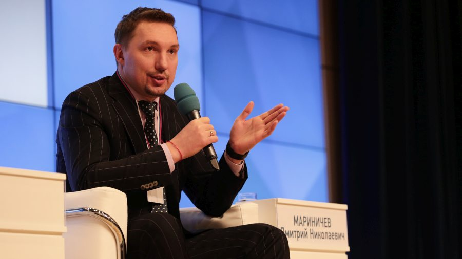 Дмитрий Мариничев: «Биткоин будет расти, несмотря ни на что»