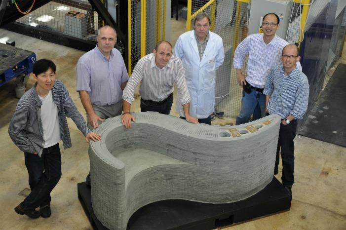 До 2020 года рынок строительной 3D-печати увеличится в два раза