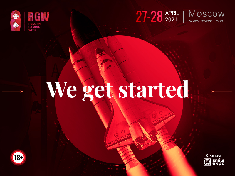 Do not Miss! CIS Biggest Gambling Industry Event Russian Gaming Week Held in March 2021