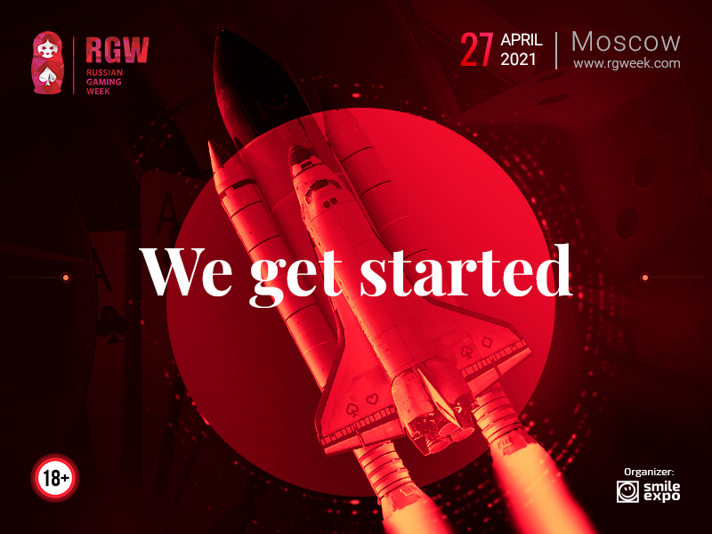 Do not Miss! CIS Biggest Gambling Industry Event Russian Gaming Week Held in April 2021