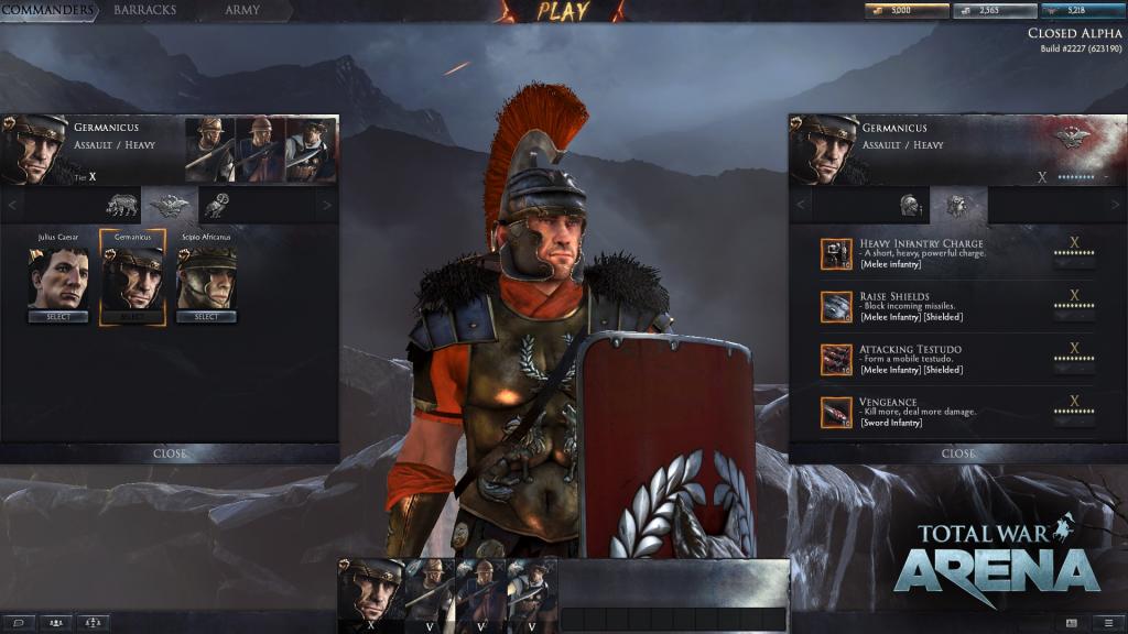 «Долгострой» Total War: Arena готовится к выходу в 2017-м