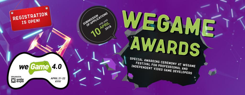 Don't miss registration for WEGAME Awards 'battle'!