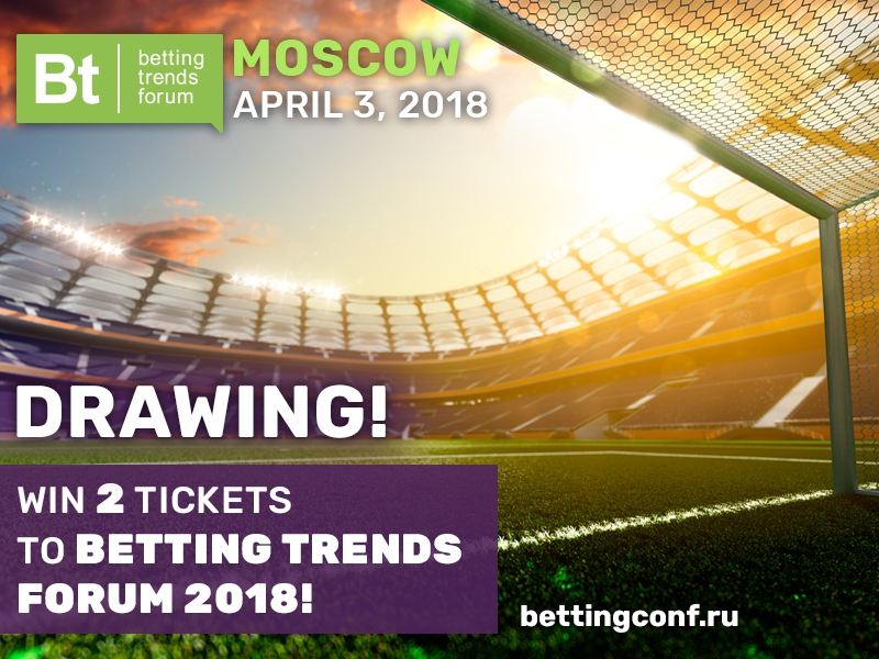 Don't miss the Betting Trends Forum tickets giveaway on social media
