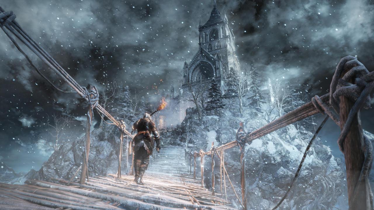 Дополнение к 3-й части Dark Souls выйдет в октябре