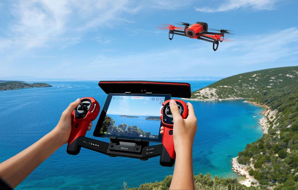 Дроны съемки для виртуальной реальности