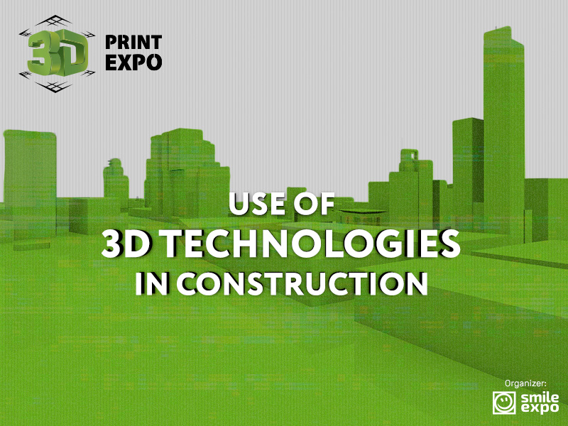 Efficient use of 3D printing in construction
