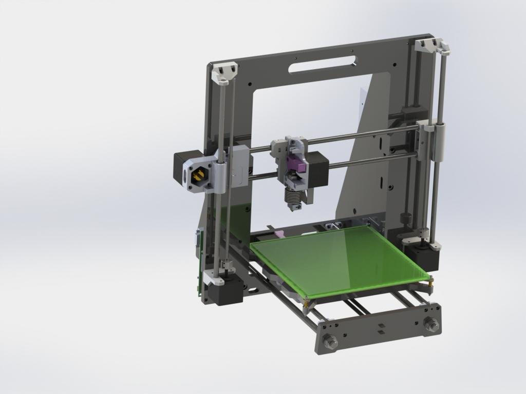 Эксклюзив: На российский рынок выходит DIY-кит от производителя 3D-принтеров Magnum