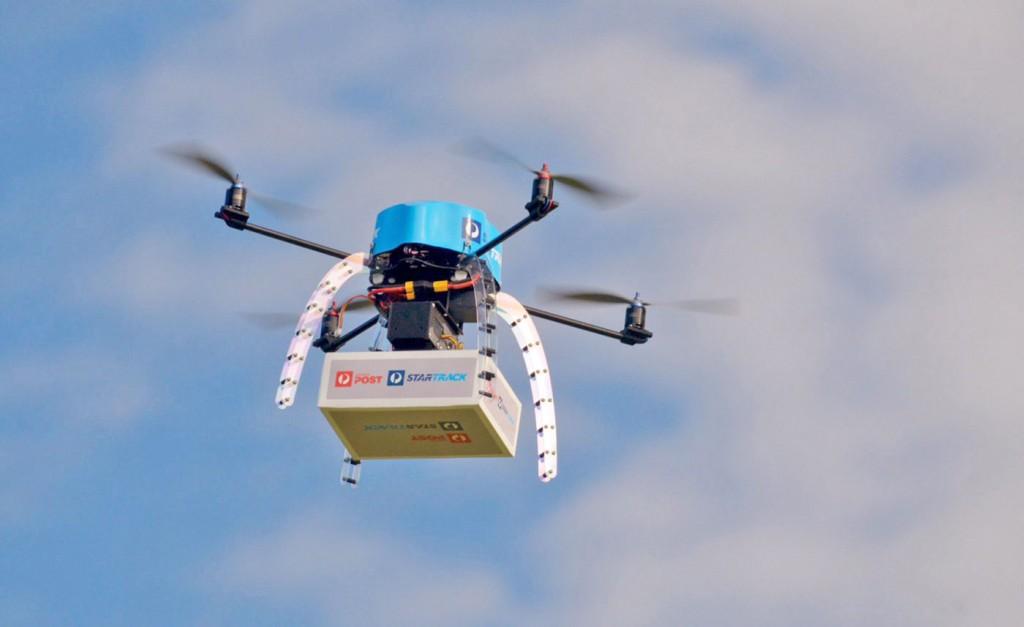 Эксперты хотят использовать дронов, чтобы доставлять в отдалённые регионы Африки презервативы