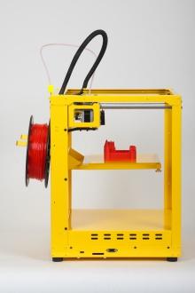 Экспоненты 3D Print Expo продолжают удивлять новыми разработками