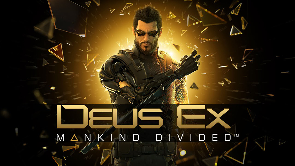 Еще одно видео Deus Ex: Mankind Divided открывает другой мир