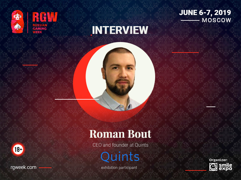 """""""Evolution is Common for All Markets,"""" Interview with Roman Bout, Founder of Quints"""