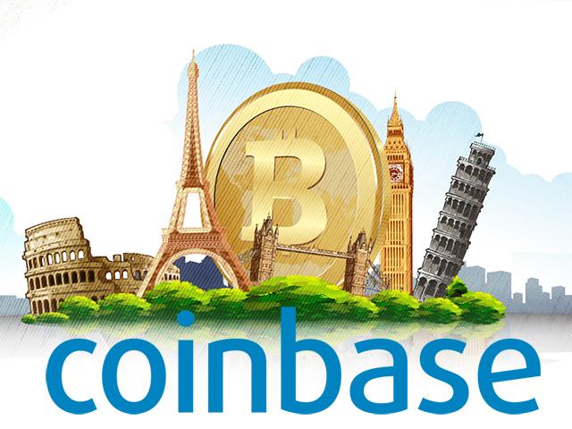 Европейские пользователи Coinbase смогут покупать криптовалюты с помощью карт