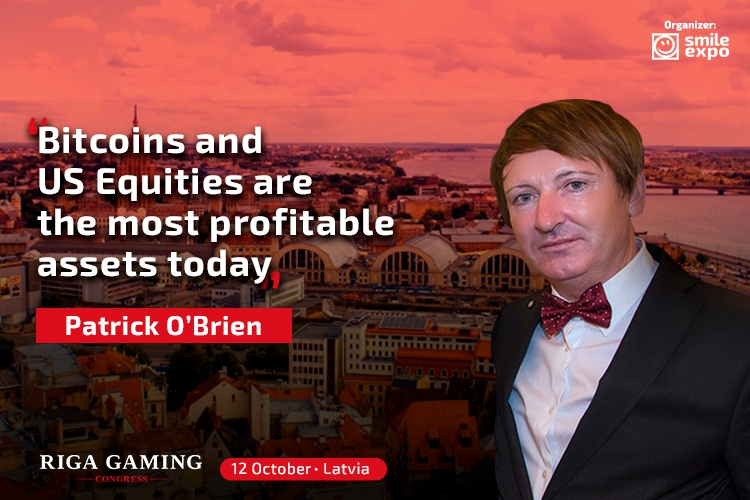 """EXANTE expert: """"Bitcoins and US Equities are the most profitable assets today"""""""