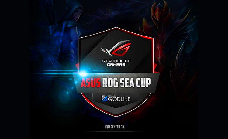 Execration became new champions of ASUS ROG SEA Cup