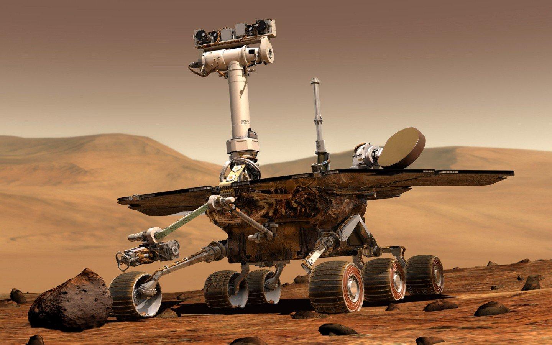 ExoMars исследует атмосферу Марса
