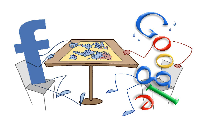 Facebook хочет покинуть Google Play