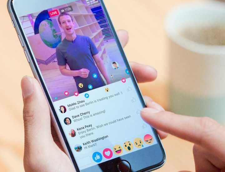 Facebook собирается полностью отказаться от текстов в пользу видео
