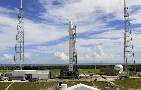 Falcon 9 вновь осталась на Земле
