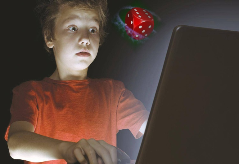Федеральный проект «Агенты» узнал, что влечет детей в интернет-казино