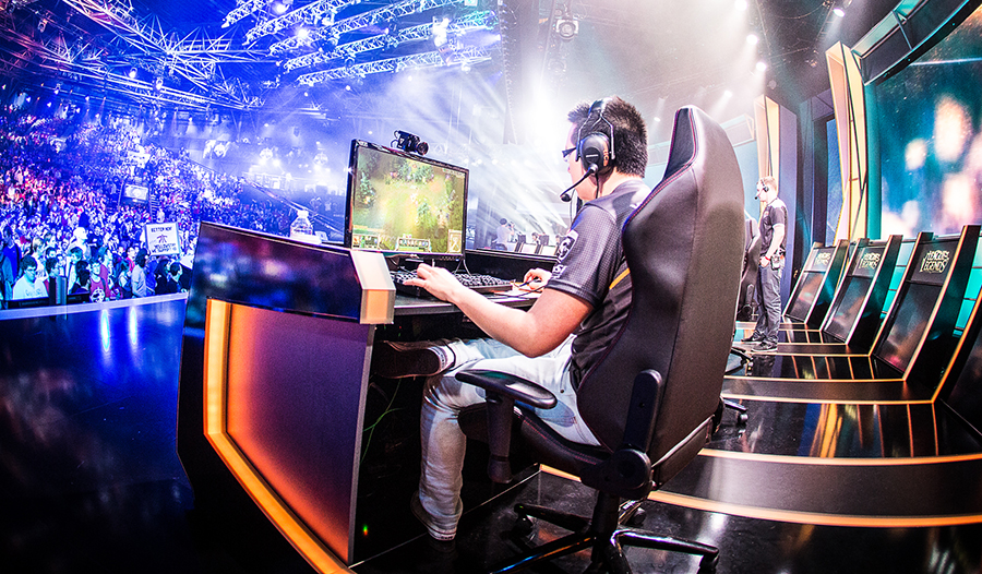 Finnish soldiers could participate in eSports tournaments