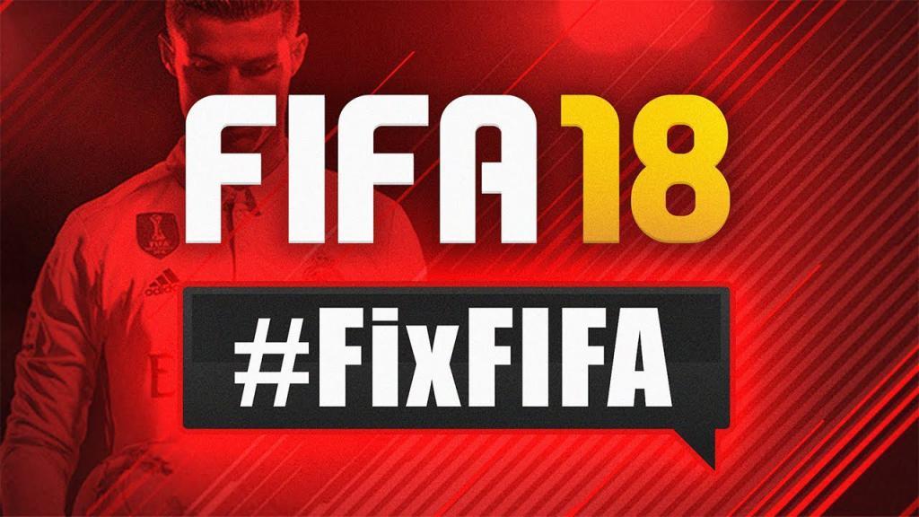 #FixFifa: у компании Electronic Arts появились сложности с еще одной игрой